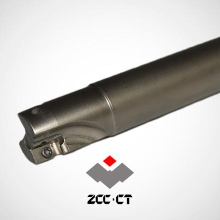Suporte para Fresamento 90 Graus – Diâmetro 16mm – 2 Cortes – APKT11